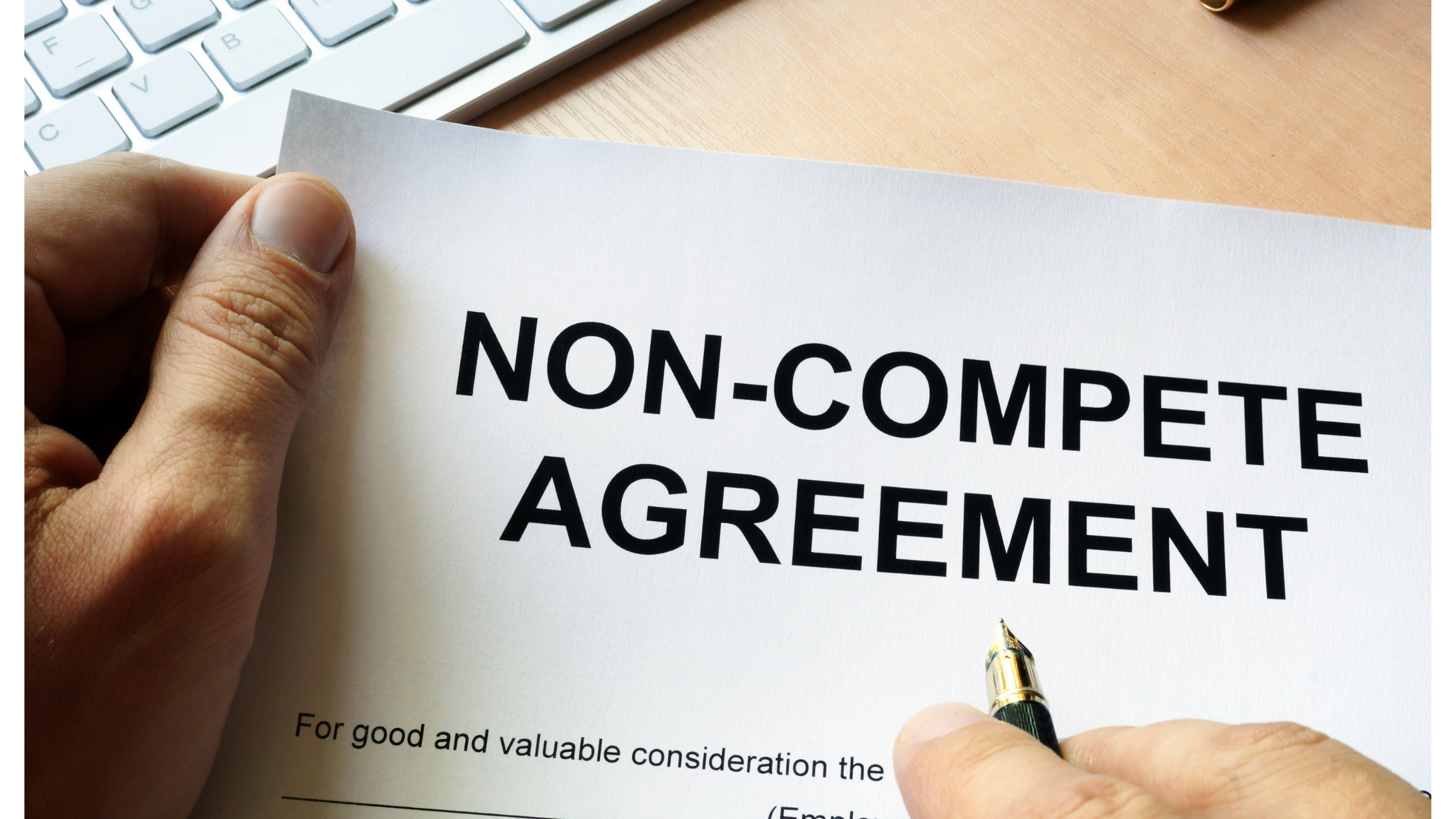 Enforcement of Noncompete Agreements