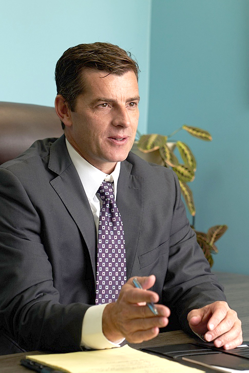 Litigation Attorney Dan Gallatin